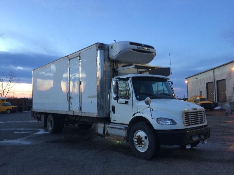 Reefer Truck-Light and Medium Duty Trucks-Freightliner-2011-M2-EAST WINDSOR-CT-336,255 miles-$23,500