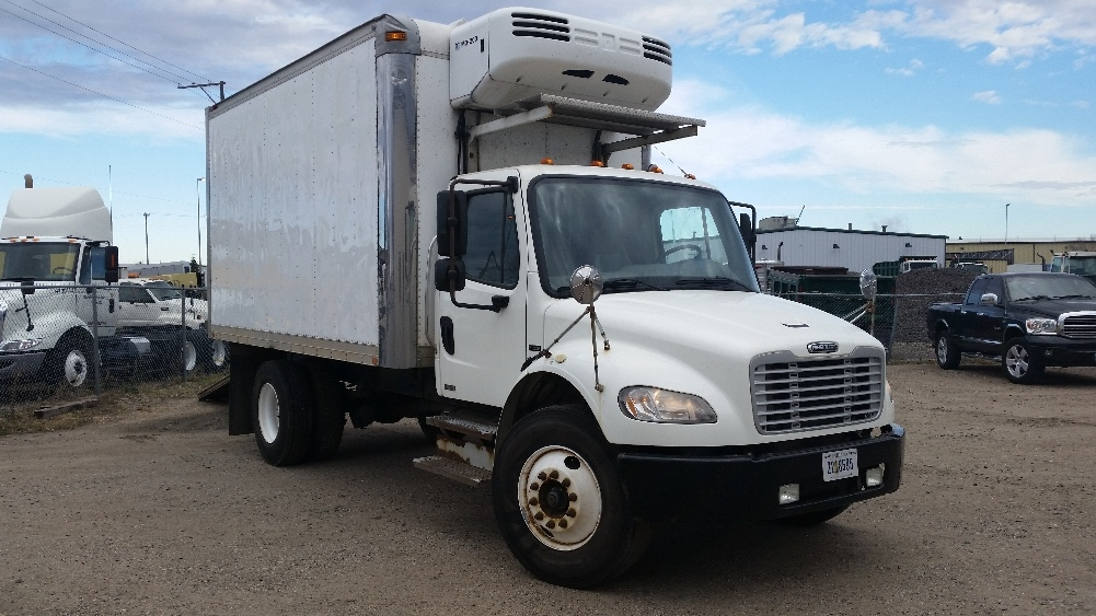 Reefer Truck-Light and Medium Duty Trucks-Freightliner-2007-M2-FARGO-ND-219,916 miles-$19,500