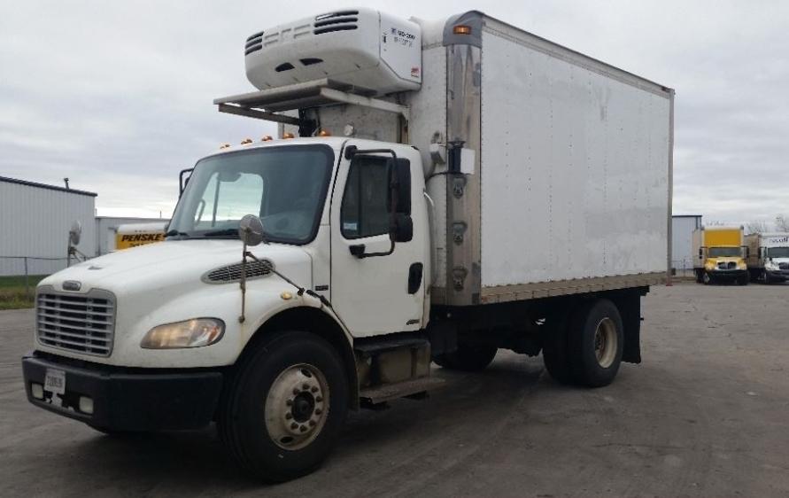 Reefer Truck-Light and Medium Duty Trucks-Freightliner-2007-M2-FARGO-ND-247,425 miles-$23,750