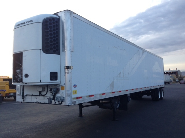 Reefer Trailer-Semi Trailers-Utility-2008-Trailer-TEMPE-AZ-746,844 miles-$15,750