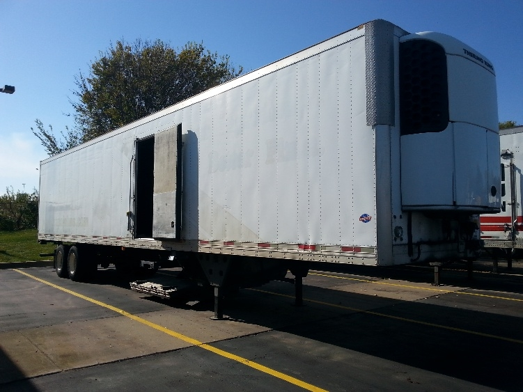 Reefer Trailer-Semi Trailers-Utility-2008-Trailer-DES MOINES-IA-756,897 miles-$15,750