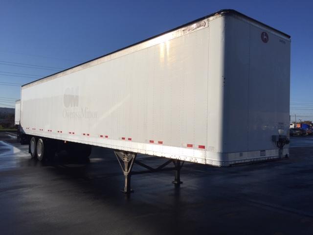 Dry Van Trailer-Semi Trailers-Great Dane-2007-Trailer-ALLENTOWN-PA-538,527 miles-$8,250