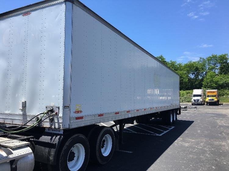 Dry Van Trailer-Semi Trailers-Trailmobile-2008-Trailer-MOUNT PLEASANT-PA-530,384 miles-$14,500