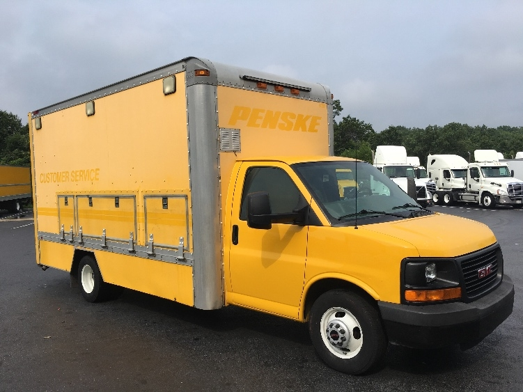 Light Duty Box Truck-Light and Medium Duty Trucks-GMC-2007-Savana G33903-HARRISBURG-PA-169,467 miles-$8,000
