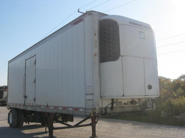 Reefer Trailer-Semi Trailers-Great Dane-2008-Trailer-FREDONIA-NY-370,950 miles-$10,500