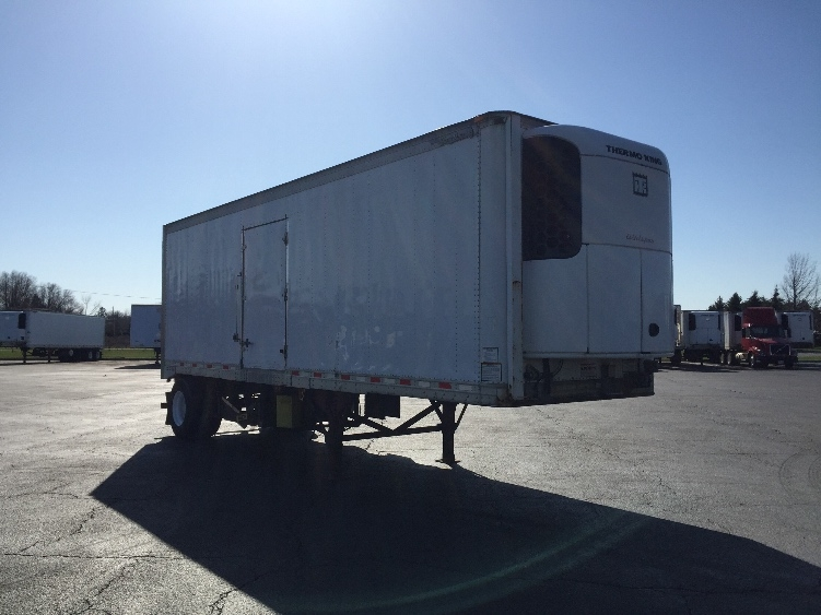 Reefer Trailer-Semi Trailers-Great Dane-2008-Trailer-FREDONIA-NY-237,754 miles-$11,750