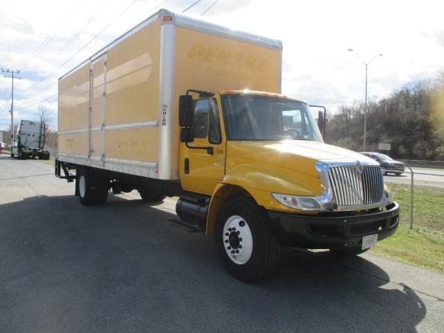 Medium Duty Box Truck-Light and Medium Duty Trucks-International-2008-4300-KNOXVILLE-TN-145,369 miles-$28,000