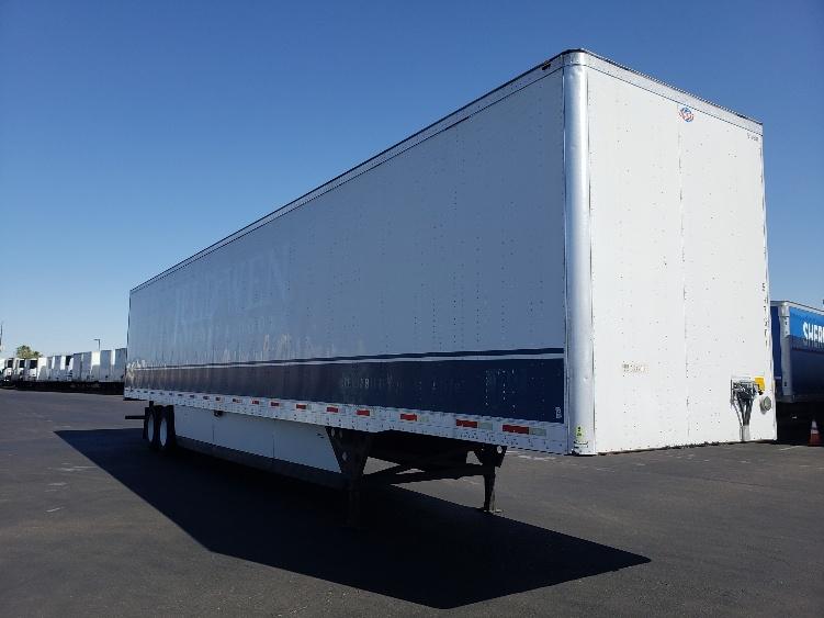 Dry Van Trailer-Semi Trailers-Utility-2008-Trailer-PHOENIX-AZ-554,622 miles-$16,000