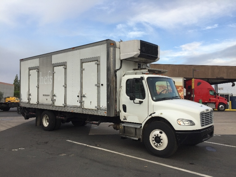 Reefer Truck-Light and Medium Duty Trucks-Freightliner-2008-M2-PHOENIX-AZ-212,876 miles-$34,750