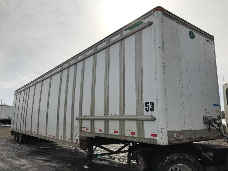 Dry Van Trailer-Semi Trailers-Great Dane-2008-Trailer-KANSAS CITY-MO-1,146,981 miles-$14,750