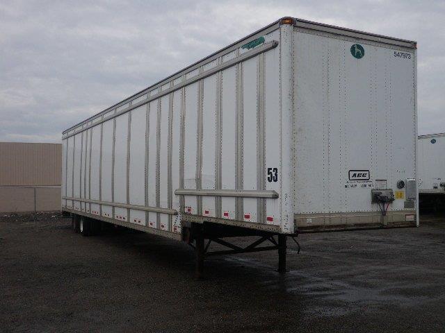 Dry Van Trailer-Semi Trailers-Great Dane-2008-Trailer-FLINT-MI-184,618 miles-$13,250