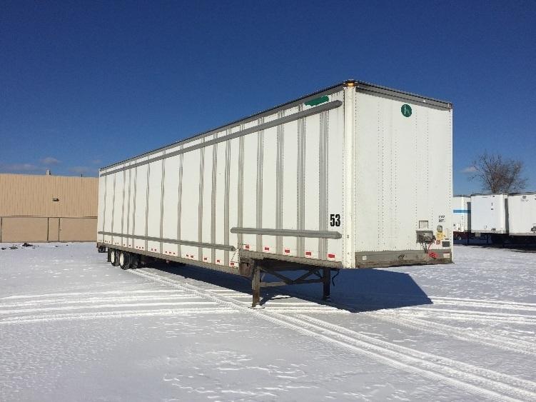 Dry Van Trailer-Semi Trailers-Great Dane-2008-Trailer-WARREN-MI-361,419 miles-$13,250