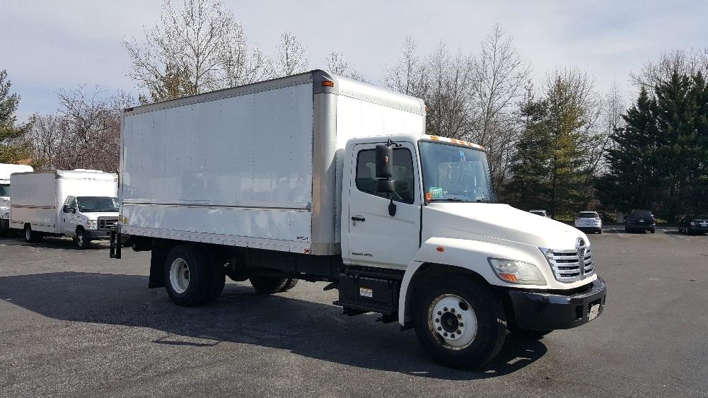 Medium Duty Box Truck-Light and Medium Duty Trucks-Hino-2008-268-CAPITOL HEIGHTS-MD-205,196 miles-$18,250