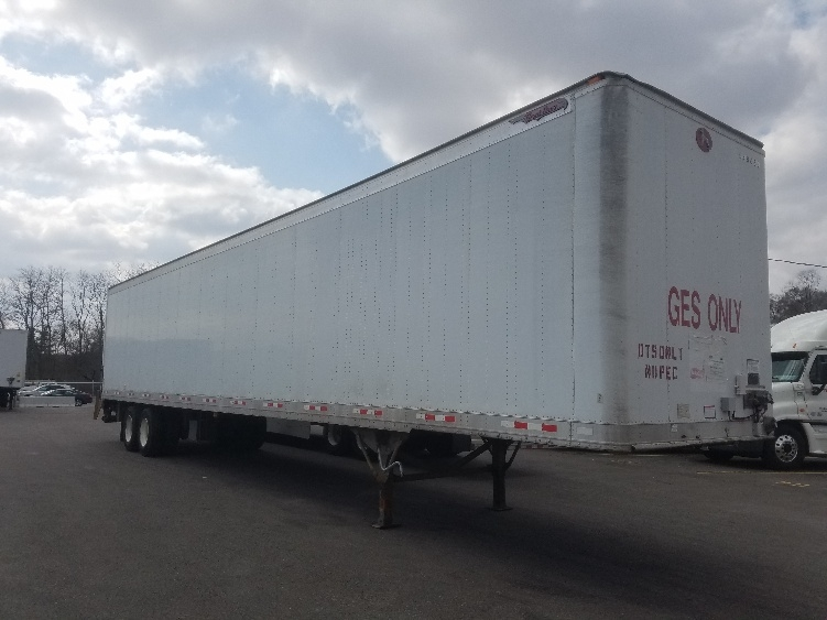 Dry Van Trailer-Semi Trailers-Great Dane-2008-Trailer-WEST CHICAGO-IL-382,362 miles-$13,750