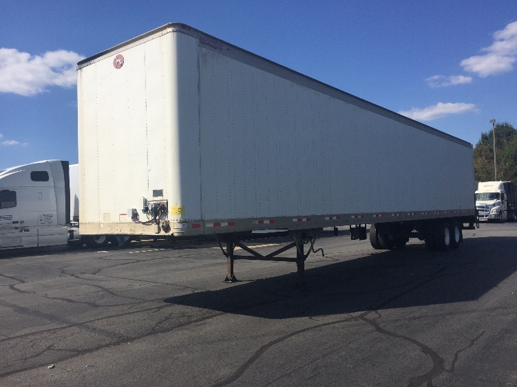 Dry Van Trailer-Semi Trailers-Great Dane-2008-Trailer-LITTLE ROCK-AR-389,212 miles-$16,000