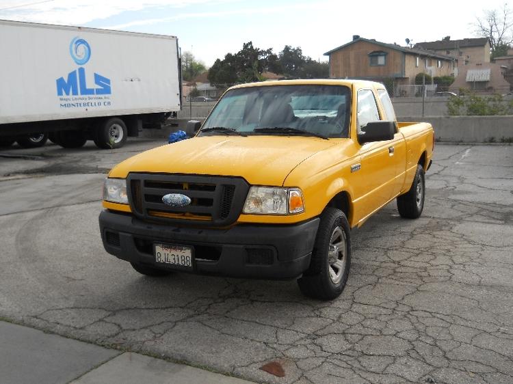 Pickup Truck-Light and Medium Duty Trucks-Ford-2007-RANGER-LA MIRADA-CA-164,587 miles-$5,250