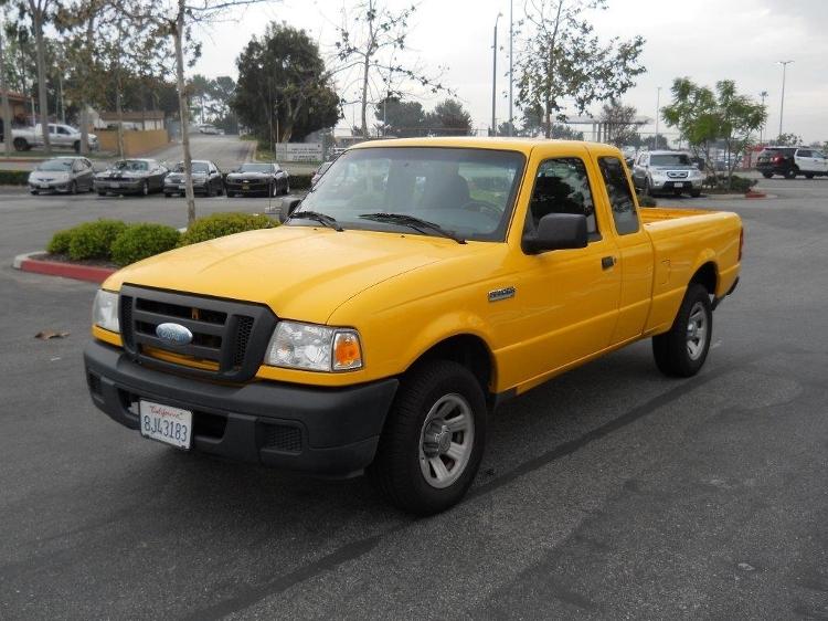 Pickup Truck-Light and Medium Duty Trucks-Ford-2007-RANGER-LA MIRADA-CA-164,583 miles-$5,250