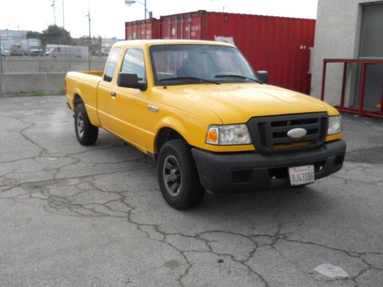 Pickup Truck-Light and Medium Duty Trucks-Ford-2007-RANGER-LA MIRADA-CA-154,598 miles-$5,250