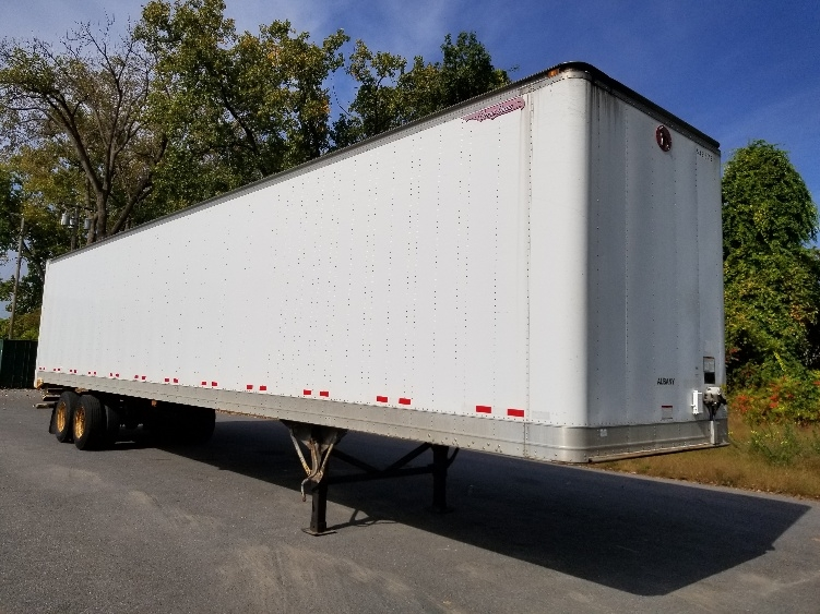 Dry Van Trailer-Semi Trailers-Great Dane-2008-Trailer-NORTH BERGEN-NJ-207,419 miles-$12,500