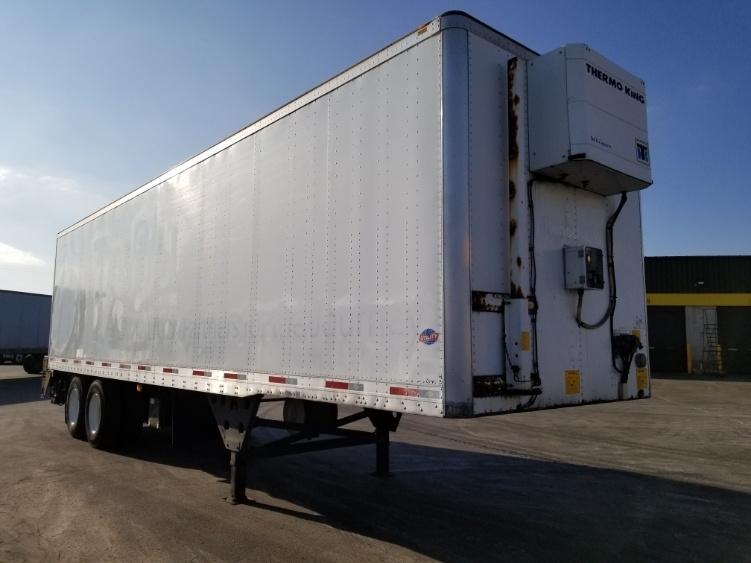 Dry Van Trailer-Semi Trailers-Utility-2008-Trailer-MILWAUKEE-WI-369,047 miles-$14,250