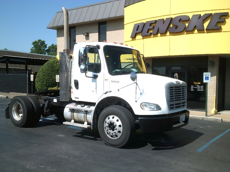 Day Cab Tractor-Heavy Duty Tractors-Freightliner-2008-M211242S-JACKSON-TN-191,890 miles-$22,000