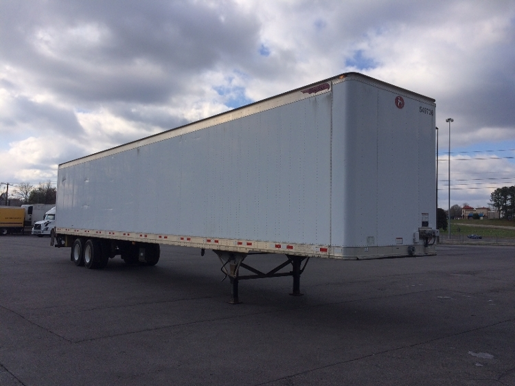 Dry Van Trailer-Semi Trailers-Great Dane-2008-Trailer-KNOXVILLE-TN-272,126 miles-$14,750