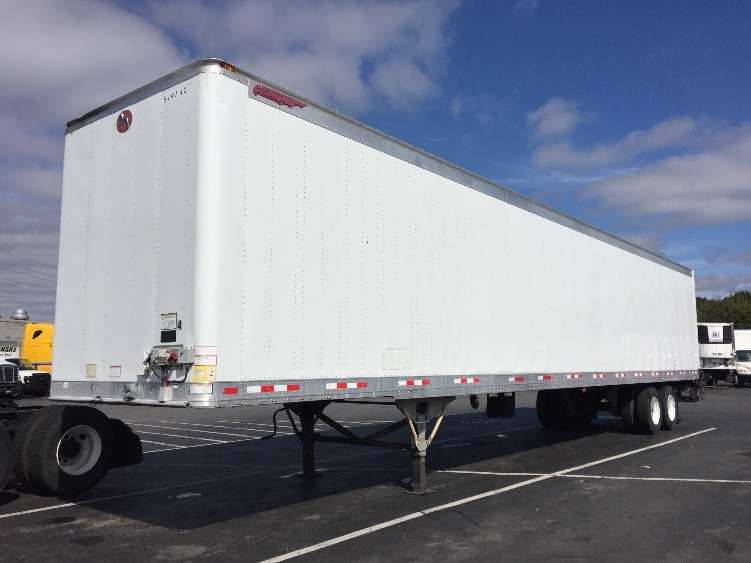 Dry Van Trailer-Semi Trailers-Great Dane-2008-Trailer-LITTLE ROCK-AR-373,922 miles-$16,000