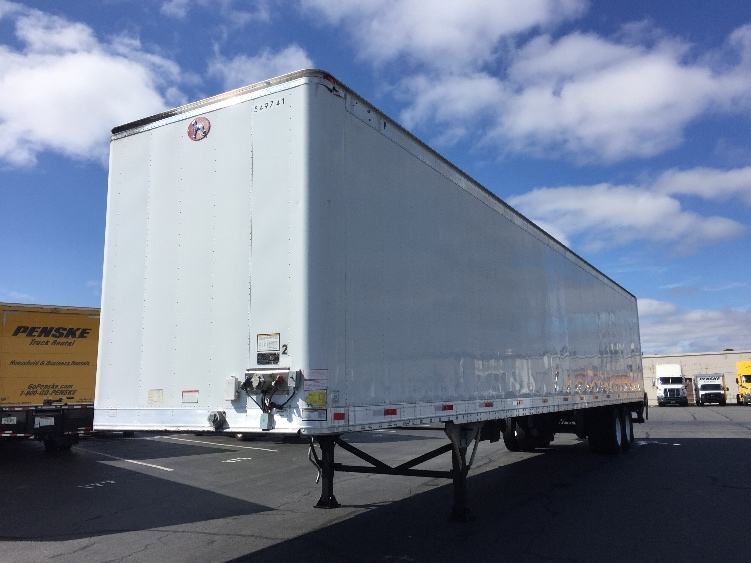 Dry Van Trailer-Semi Trailers-Great Dane-2008-Trailer-LITTLE ROCK-AR-390,111 miles-$16,000
