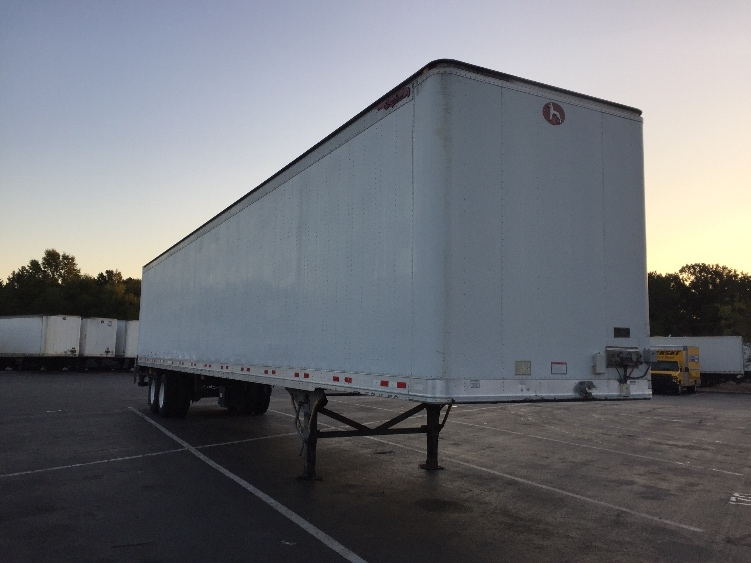 Dry Van Trailer-Semi Trailers-Great Dane-2008-Trailer-LITTLE ROCK-AR-333,956 miles-$16,000