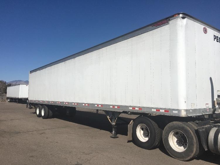 Dry Van Trailer-Semi Trailers-Great Dane-2008-Trailer-TUCSON-AZ-380,780 miles-$16,750