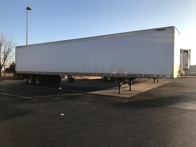 Dry Van Trailer-Semi Trailers-Great Dane-2008-Trailer-OKLAHOMA CITY-OK-237,481 miles-$14,750