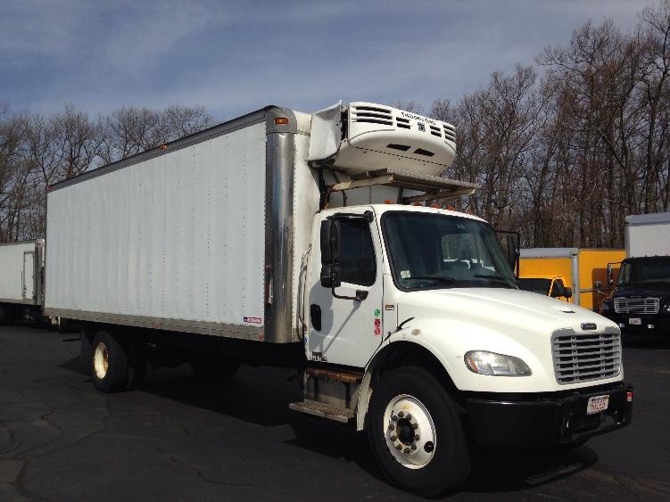 Reefer Truck-Light and Medium Duty Trucks-Freightliner-2008-M2-BRAINTREE-MA-201,579 miles-$28,250