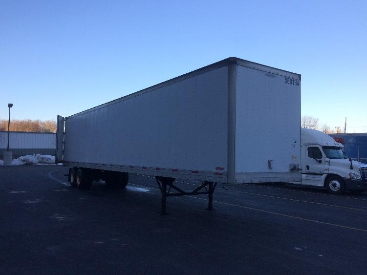 Dry Van Trailer-Semi Trailers-Trailmobile-2008-Trailer-AUBURN-MA-121,841 miles-$12,000