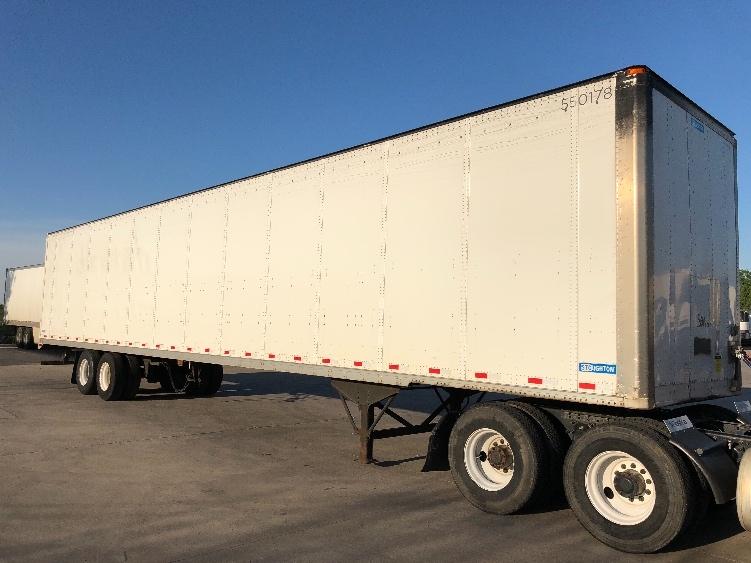 Dry Van Trailer-Semi Trailers-Stoughton-2007-Trailer-DALLAS-TX-462,692 miles-$13,500