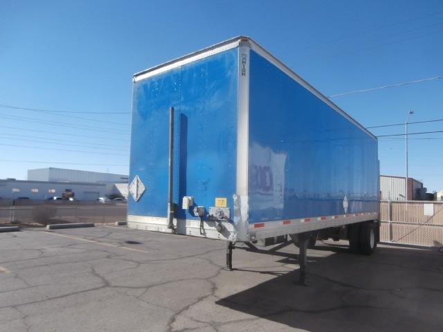 Dry Van Trailer-Semi Trailers-Trailmobile-2008-Trailer-PHOENIX-AZ-262,037 miles-$13,000