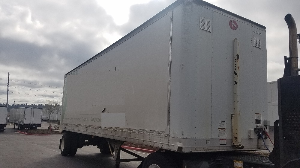 Dry Van Trailer-Semi Trailers-Great Dane-2008-Trailer-KENT-WA-340,397 miles-$10,750