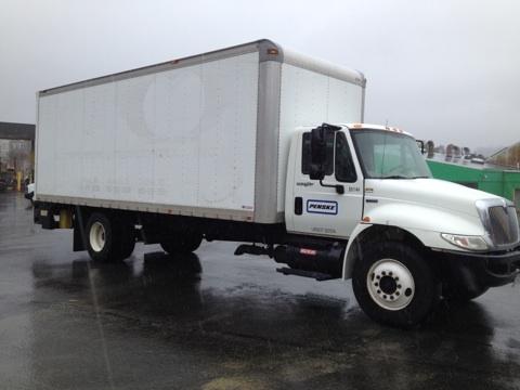 Medium Duty Box Truck-Light and Medium Duty Trucks-International-2008-4300-CAPITOL HEIGHTS-MD-194,724 miles-$23,000