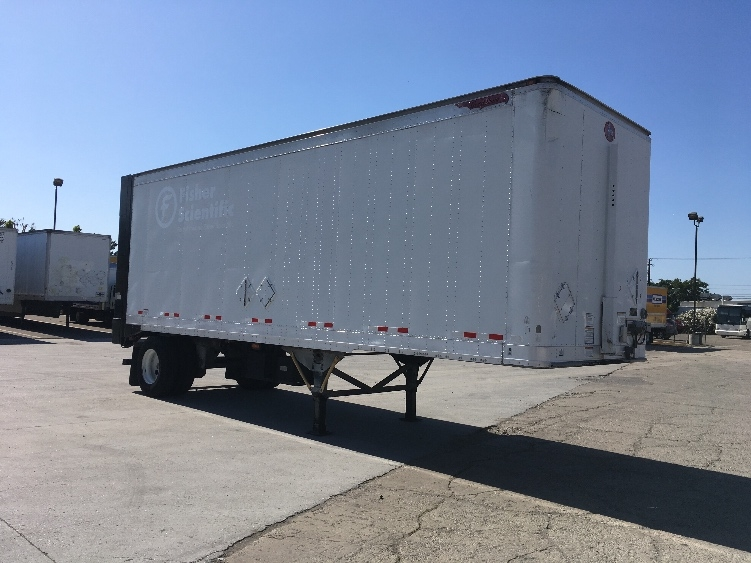 Dry Van Trailer-Semi Trailers-Great Dane-2008-Trailer-SANTA CLARA-CA-263,670 miles-$13,500