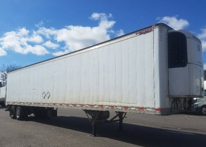 Reefer Trailer-Semi Trailers-Great Dane-2008-Trailer-WEST CHICAGO-IL-726,183 miles-$15,750