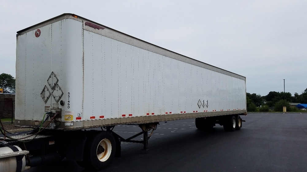 Dry Van Trailer-Semi Trailers-Great Dane-2008-Trailer-WEST HAVEN-CT-542,231 miles-$14,500