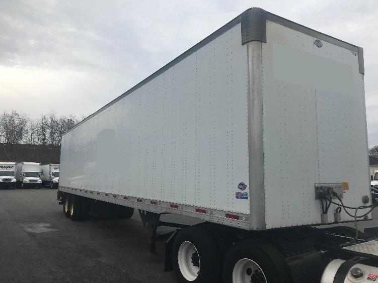 Dry Van Trailer-Semi Trailers-Utility-2011-Trailer-MOUNT PLEASANT-PA-394,017 miles-$15,750