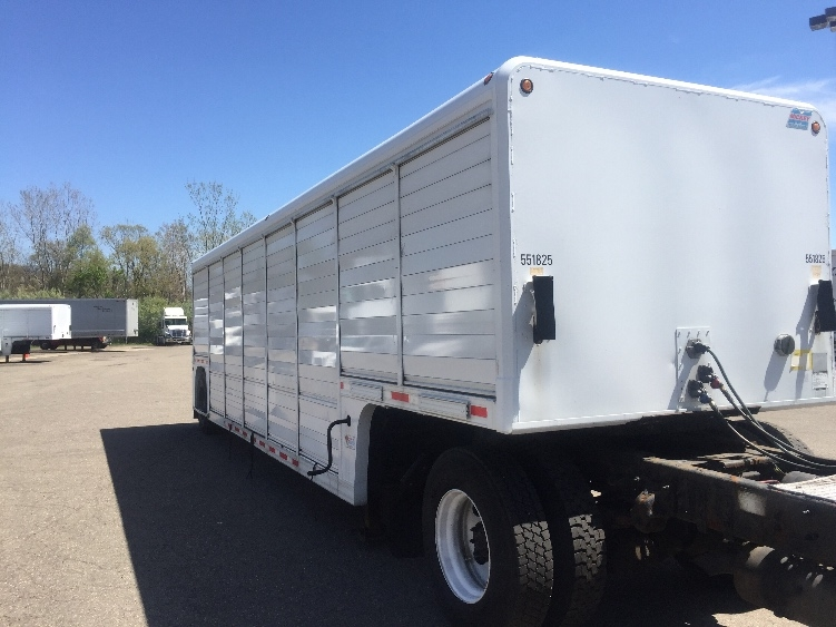 Beverage Trailer-Semi Trailers-Mickey-2007-Trailer-AKRON-OH-52,209 miles-$11,500