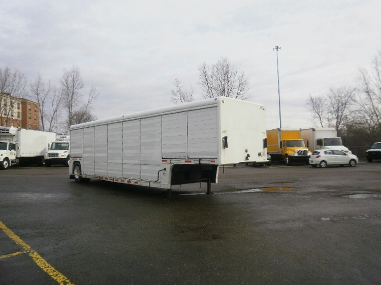 Beverage Trailer-Semi Trailers-Mickey-2007-Trailer-AKRON-OH-63,711 miles-$9,500