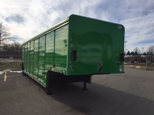 Beverage Trailer-Semi Trailers-Mickey-2007-Trailer-AKRON-OH-37,030 miles-$7,750