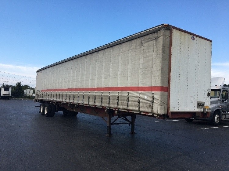 Dry Van Trailer-Semi Trailers-Utility-2008-Trailer-ALLENTOWN-PA-425,519 miles-$15,000
