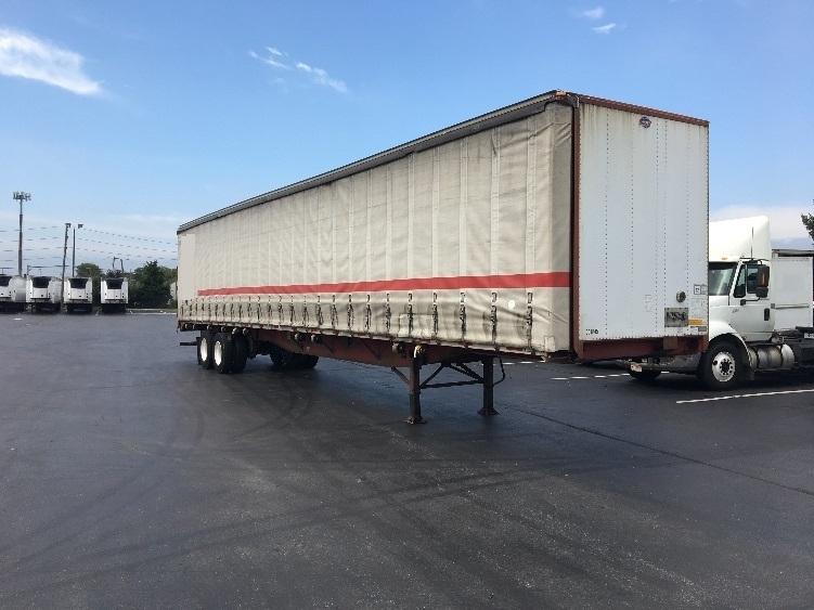 Dry Van Trailer-Semi Trailers-Utility-2008-Trailer-ALLENTOWN-PA-403,500 miles-$15,000