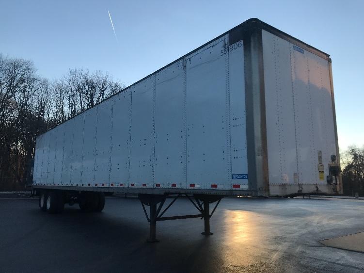 Dry Van Trailer-Semi Trailers-Stoughton-2008-Trailer-BURLINGTON-NJ-527,287 miles-$14,750