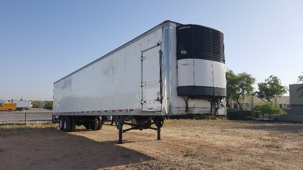 Reefer Trailer-Semi Trailers-Utility-2008-Trailer-PHOENIX-AZ-451,800 miles-$16,000