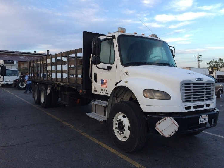Flatbed Truck-Light and Medium Duty Trucks-Freightliner-2008-M2-TORRANCE-CA-251,049 miles-$40,750