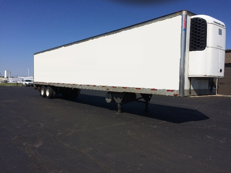 Reefer Trailer-Semi Trailers-Utility-2008-Trailer-RICHMOND-IN-812,544 miles-$23,750